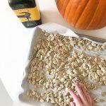 Classic Roasted Pumpkin Seeds